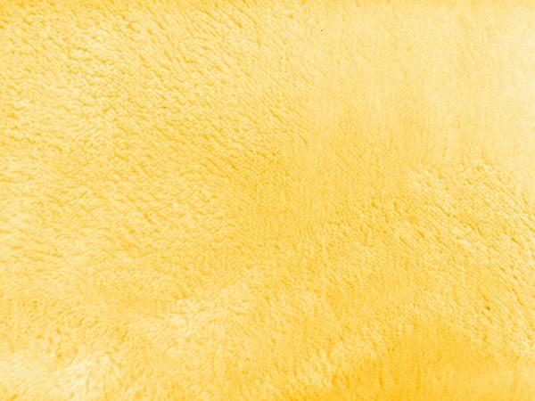 Plush Yellow Bathmat Texture - Free High Resolution Photo