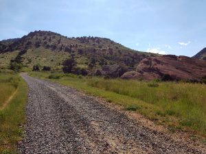 Gravel Road in Foothills - Free High Resolution Photo