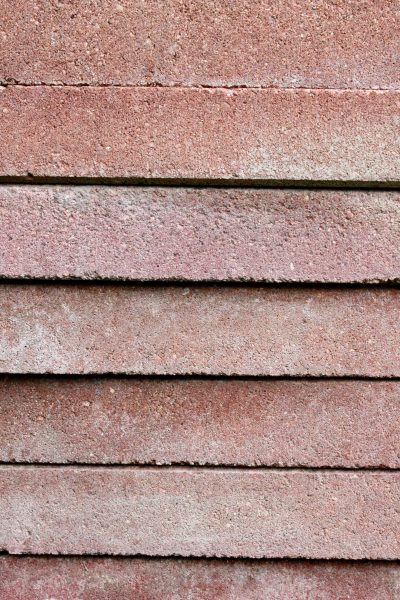 Stack of Red Paver Bricks - Free High Resolution Photo