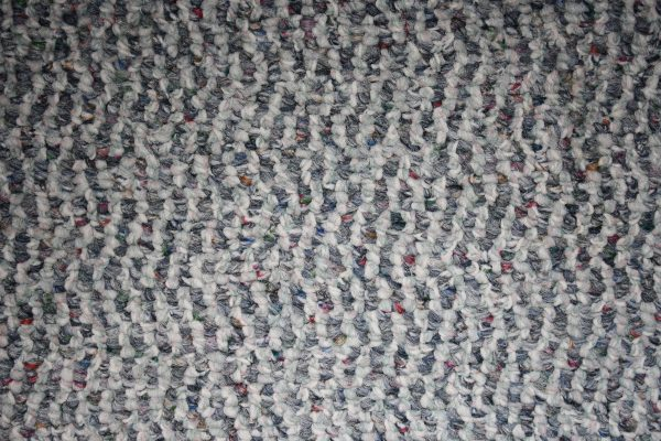 Gray and White Loop Pile Carpet Texture - Free High Resolution Photo