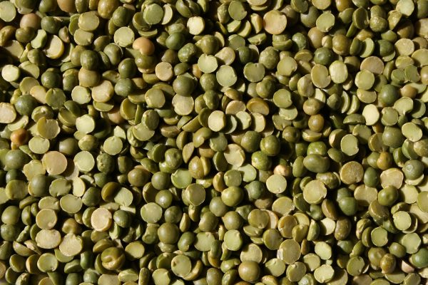Green Split Peas Texture - Free High Resolution Photo
