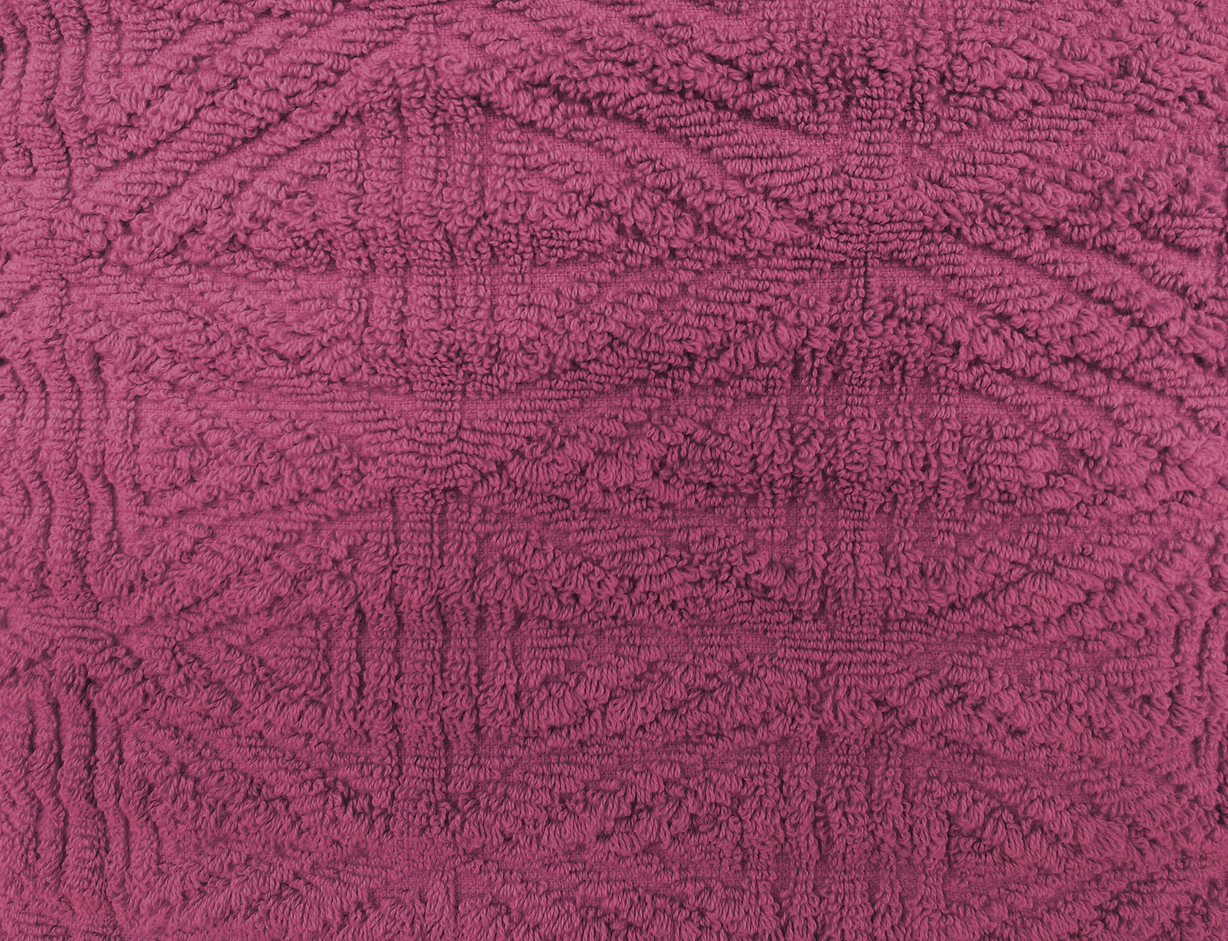 Mauve Textured Throw Rug Close Up Picture Free