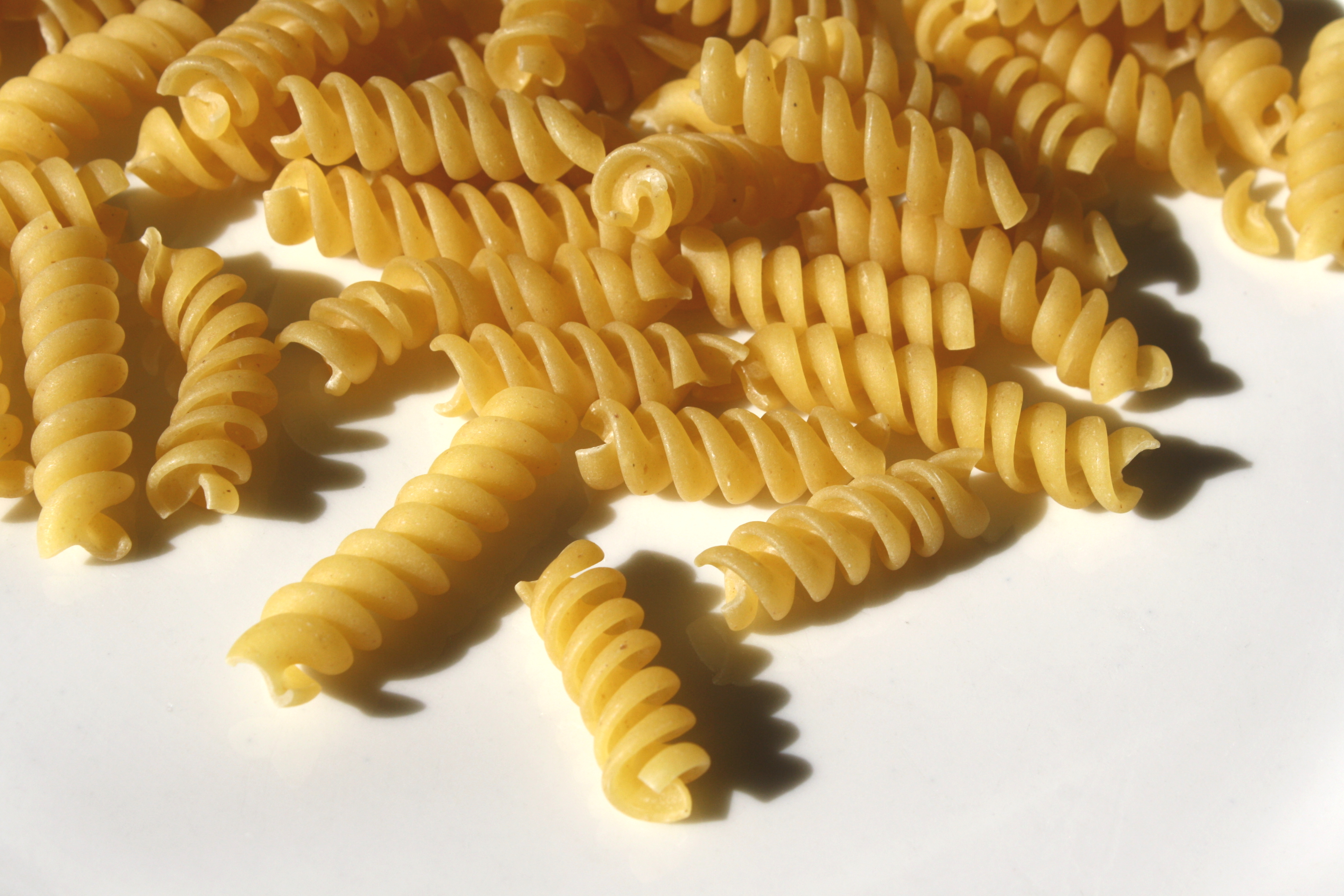 Spiral Pasta Rotini Picture Free Photograph Photos