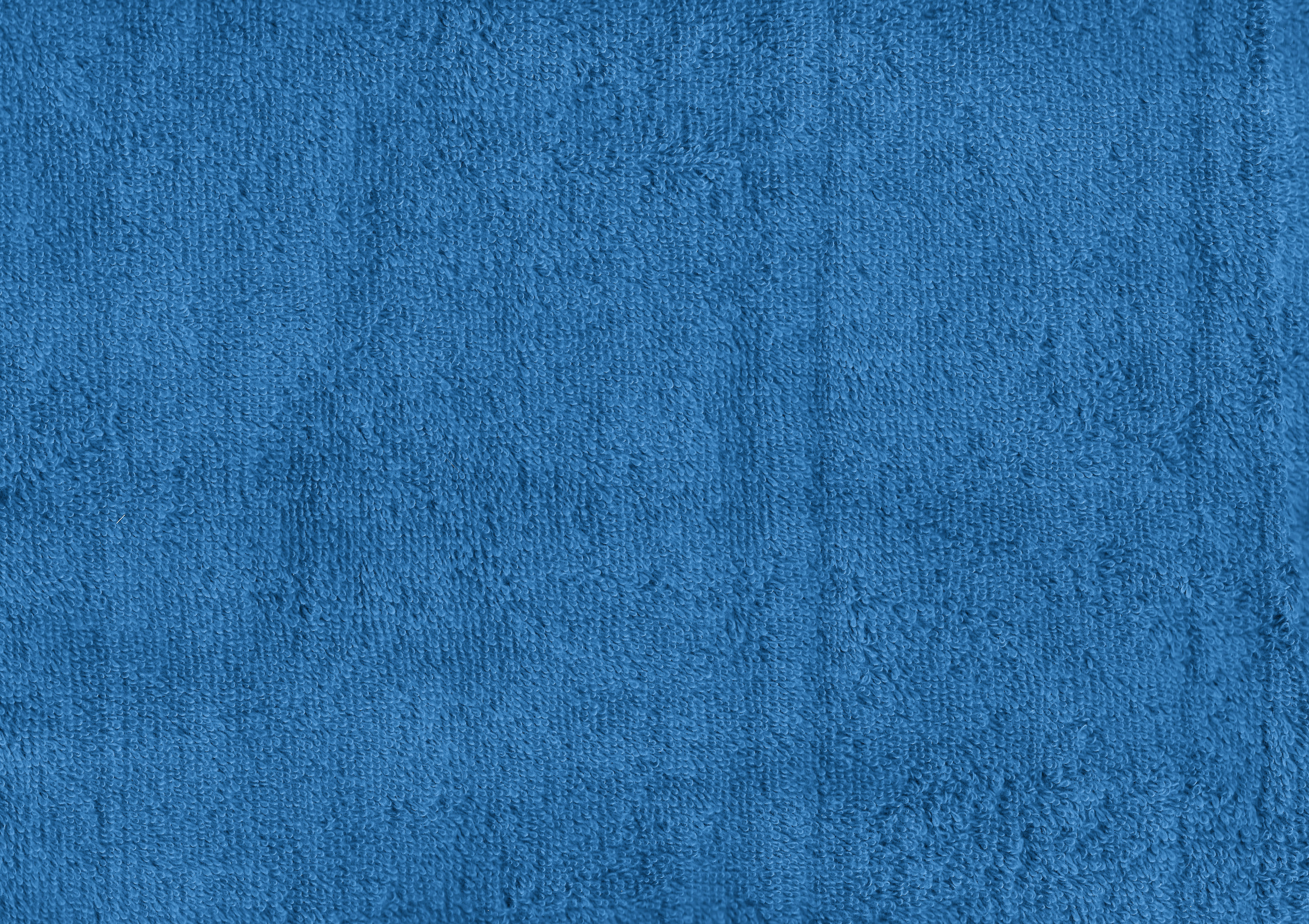 Azure Blue Terry Cloth Towel Texture Picture Free