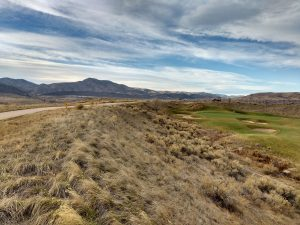 Mountain Trail and Golf Course Landscape - Free High Resolution Photo