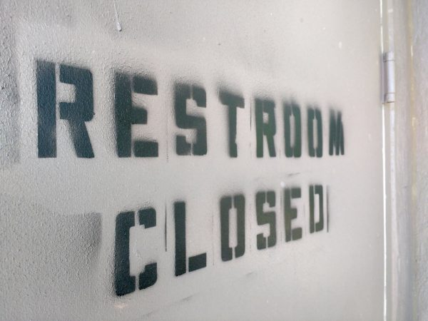 Restroom Closed Sign - Free High Resolution Photo