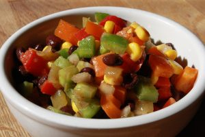 Black Bean and Corn Salad - Free High Resolution Photo