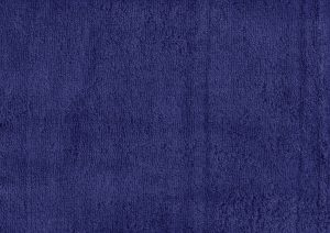 Blue Terry Cloth Towel Texture - Free High Resolution Photo