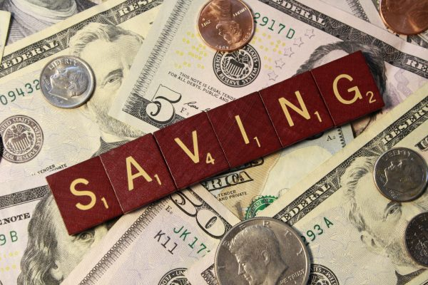 Saving Money - Free High Resolution Photo