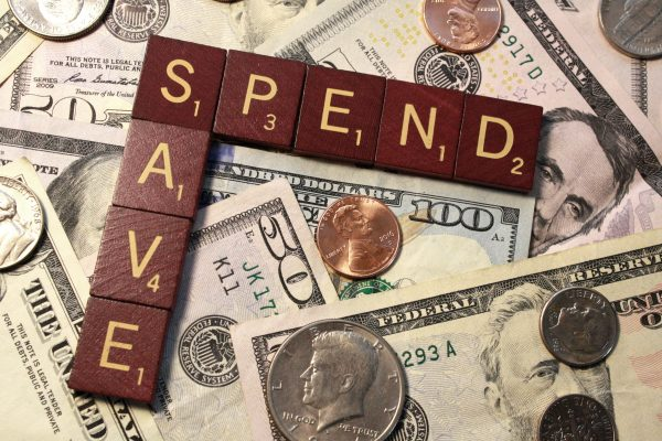 Spend and Save - Free High Resolution Photo