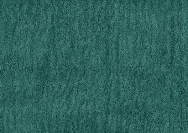 Teal Terry Cloth Towel Texture - Free High Resolution Photo