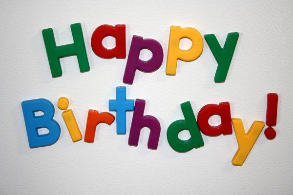 Happy Birthday - Free High Resolution Photo
