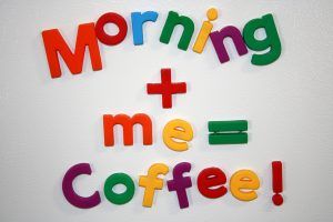 Morning + Me = Coffee - Free High Resolution Photo