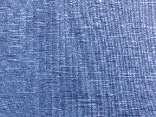 Blue Variegated Knit Fabric Texture - Free High Resolution Photo