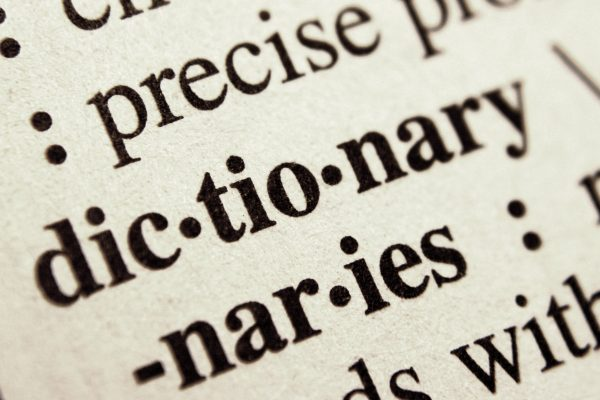 Dictionary - Free High Resolution Photo