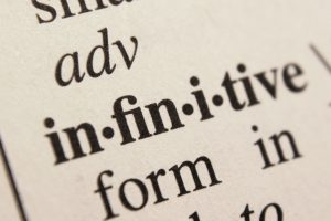 Infinitive - Free High Resolution Photo