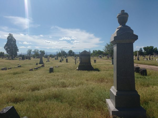 Old Cemetery - Free High Resolution Photo