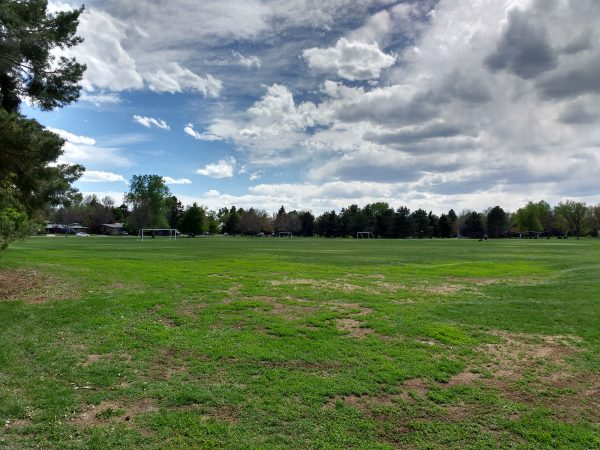Park with Soccer Fields - Free High Resolution Photo