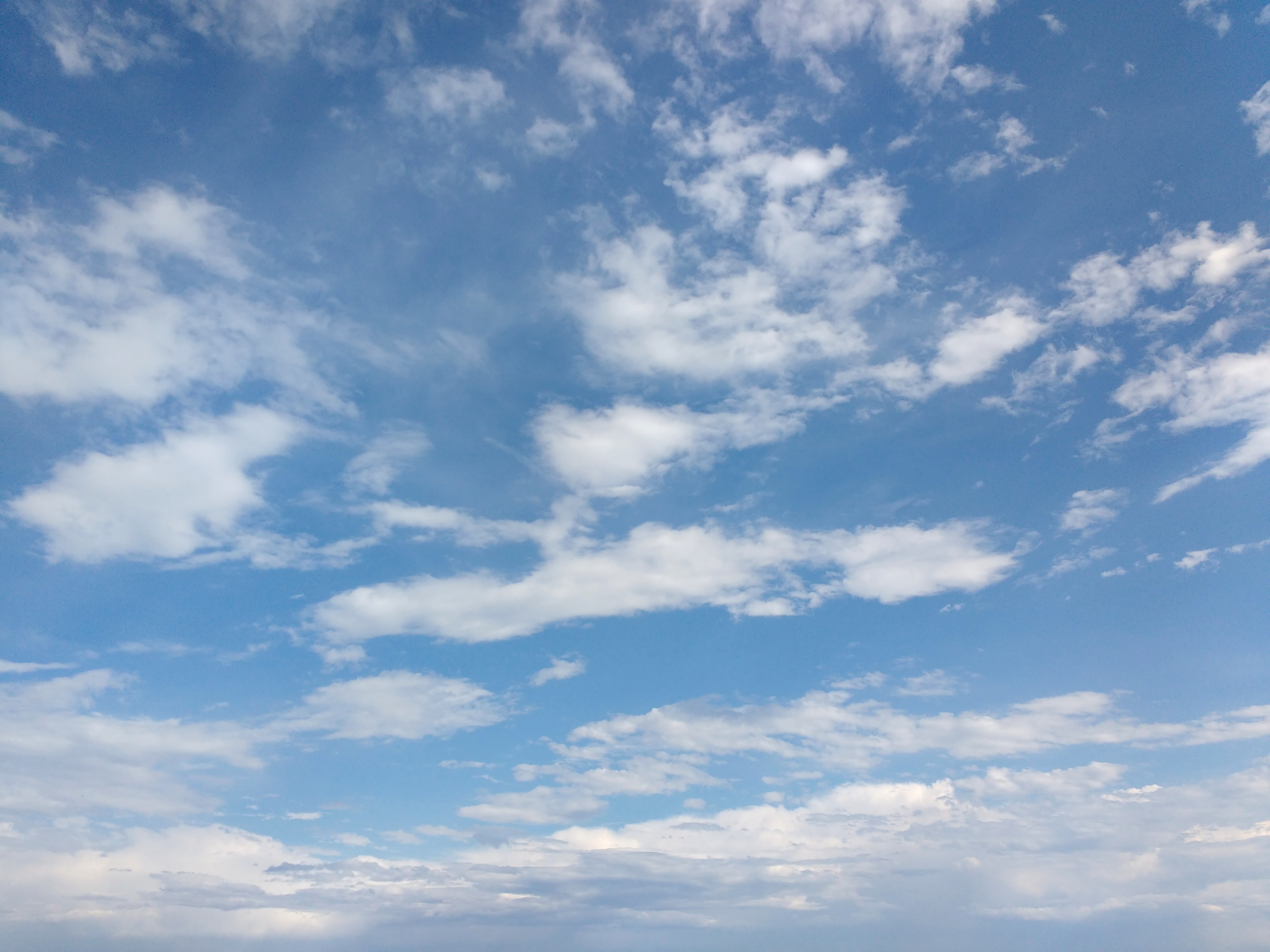 sky with clouds texture picture free photograph photos public domain