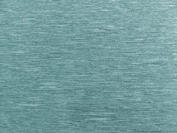 Teal Variegated Knit Fabric Texture - Free High Resolution Photo
