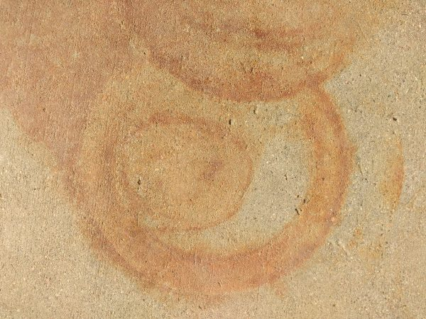 Rust Marks on Cement Sidewalk - Free High Resolution Photo