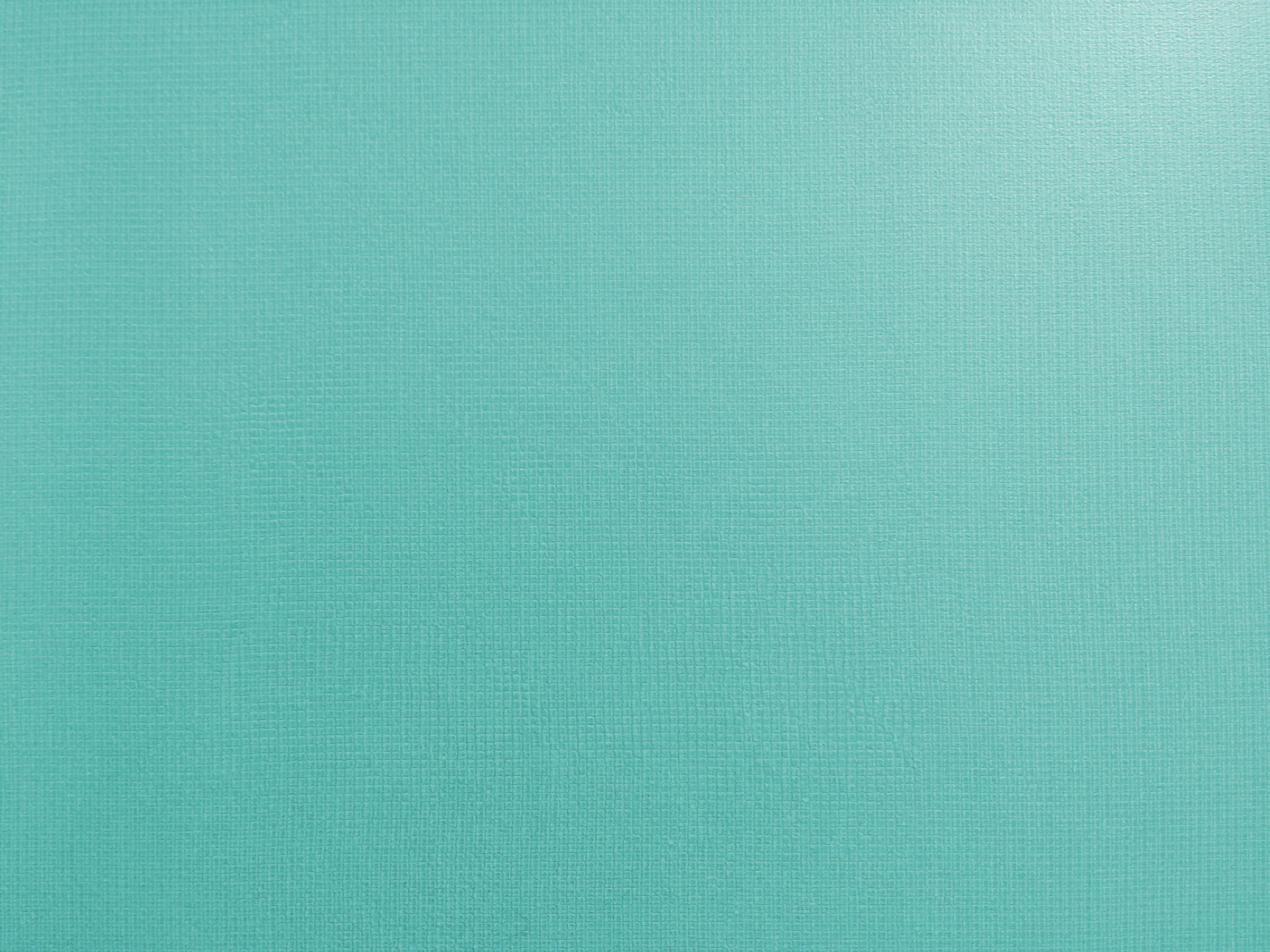 The Texture Of Teal And Turquoise: Teal Or Turquoise Plastic With Square Pattern Texture