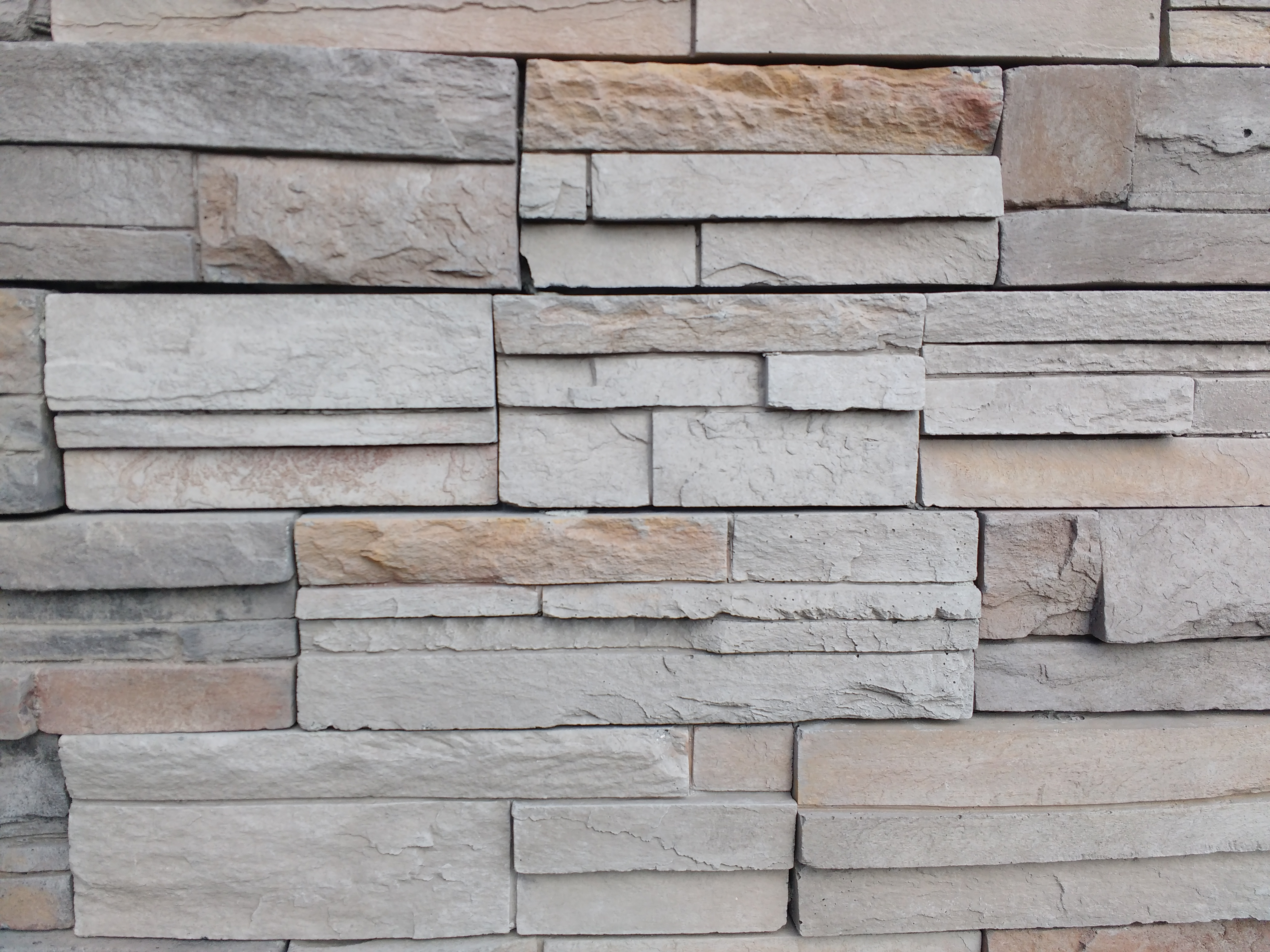 Gray Sandstone Wall Texture Picture Free Photograph
