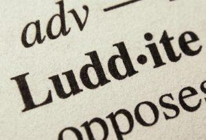 Luddite - Free High Resolution Photo