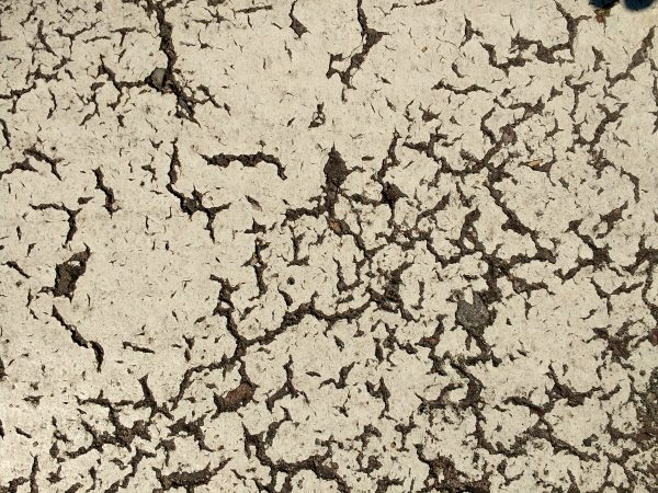 Painted Asphalt Texture - Free High Resolution Photo