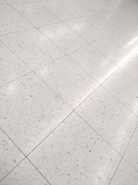 White Vinyl Tile Floor - Free High Resolution Photo