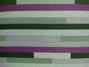 Striped Green and Purple Upholstery Fabric Texture - Free High Resolution Photo