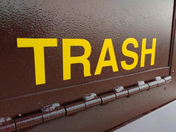 Trash - Free High Resolution Photo