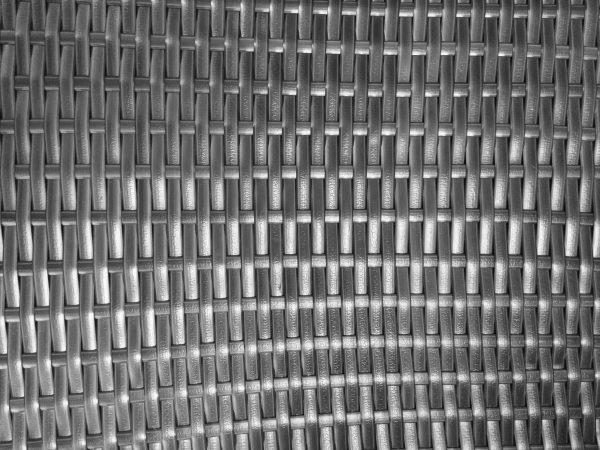 Woven Plastic Texture Silver - Free High Resolution Photo