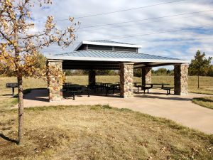 Covered Picnic Area - Free High Resolution Photo