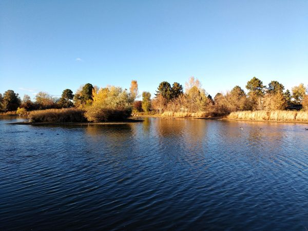Lake in Autumn - Free High Resolution Photo