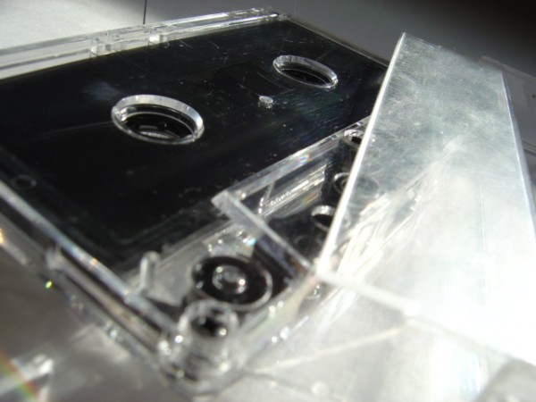 Cassette Tape with Jewel Box