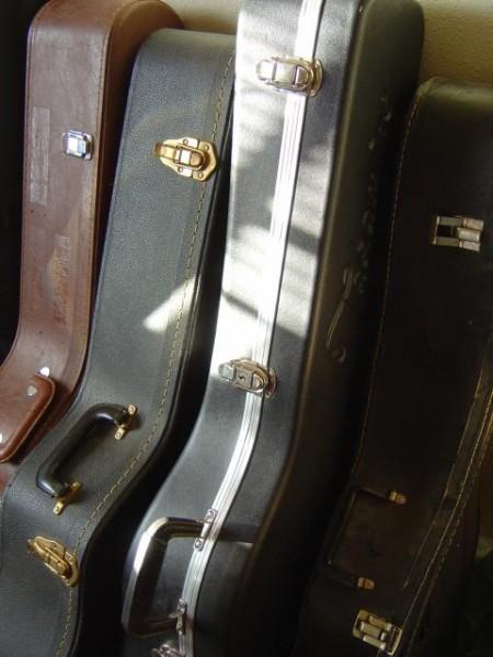 Guitar Cases in Sunbeam
