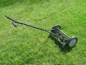 Hand Push Lawn Mower