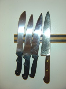 Kitchen Butcher Knives