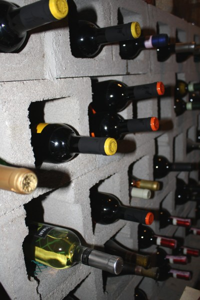 Bottles of Wine - Free High Resolution Photo
