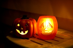 Halloween Candles - Free High Resolution Photo