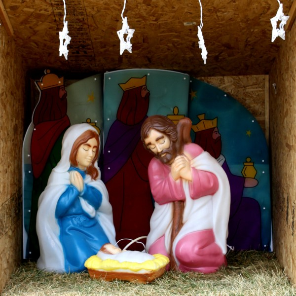 Nativity Scene - Free High Resolution Photo