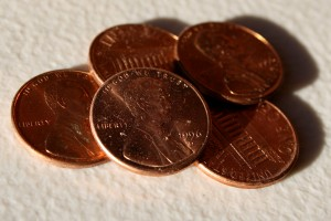 pennies - free high resolution photo
