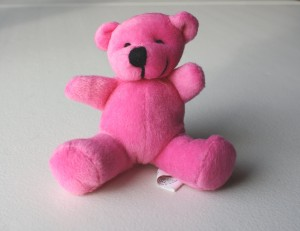 Pink Teddy Bear - free high resolution photo