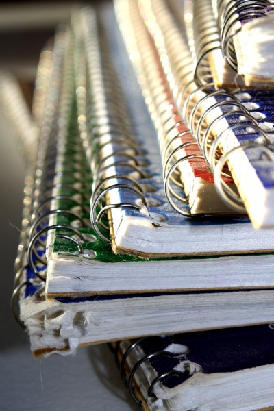 spiral bound notebooks - free high resolution photo