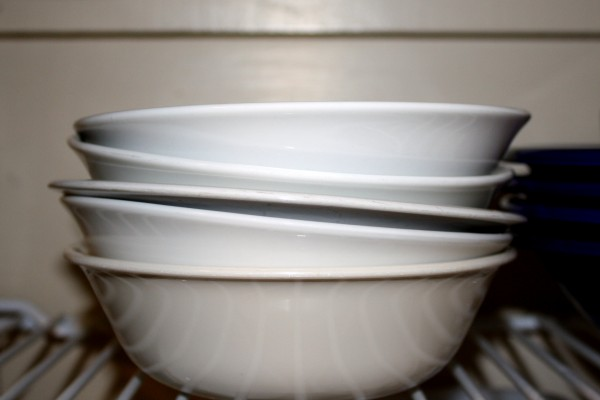 Stack of Bowls - free high resolution photo