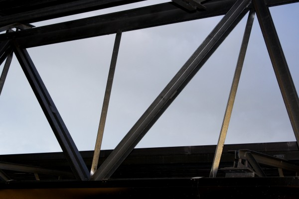 steel support beam girder - free high resolution photo