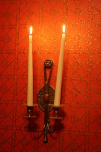 Wall Sconce Candles - Free high resolution photo