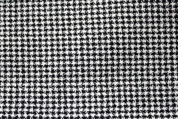 Black and White Tweed Pattern Texture - Free High Resolution Photo