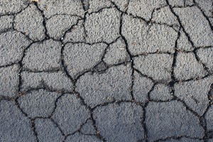 Cracked Asphalt Texture - Free High Resolution Photo